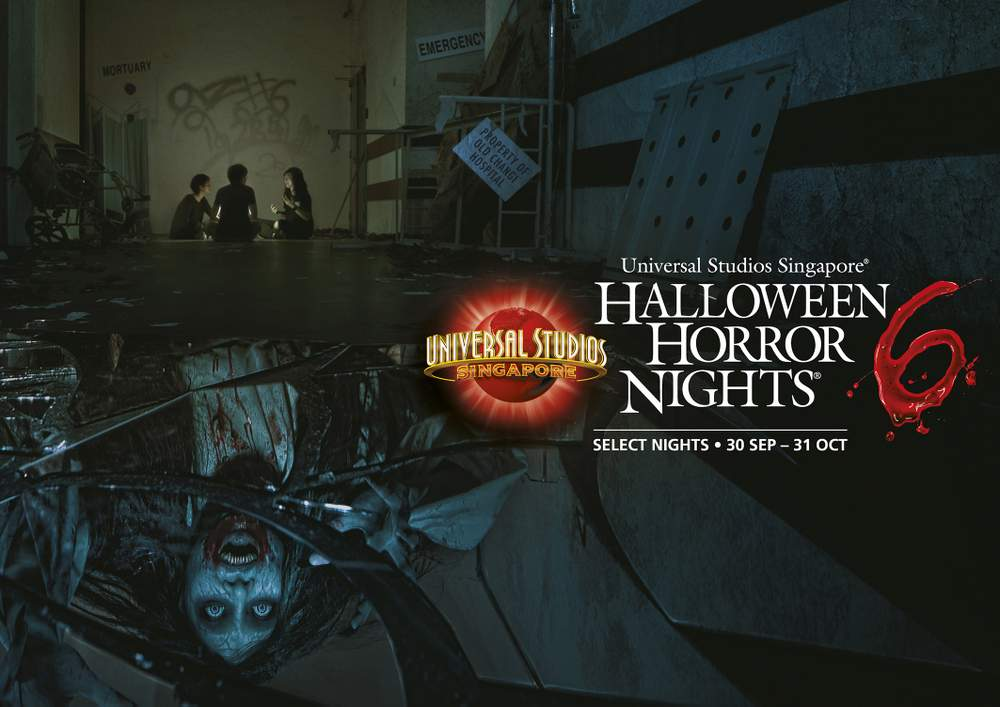 Brace yourself for the return of Universal's Halloween Horror Nights 6