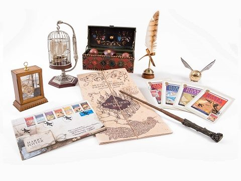 A Must-See Harry Potter Exhibition Is Opening Here