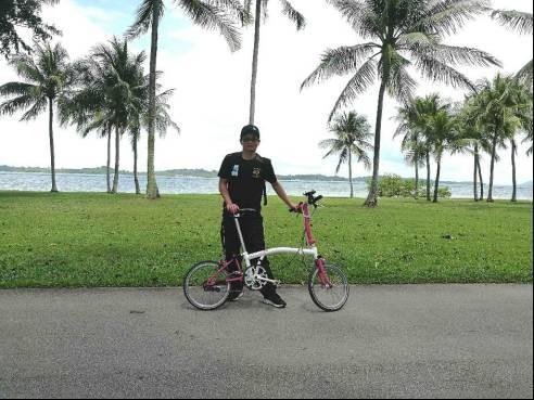 说走就走:11小时,环岛骑行134公里看尽新加坡