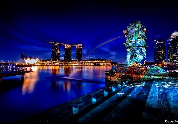5 spectacular sights at i Light Marina Bay 2017