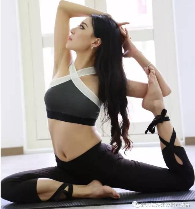 舞蹈和瑜伽健身,美女老师们带你甩掉肚腩逆生长