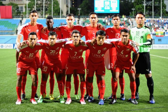 Exclusive: Home United can reach the final of AFC Cup 2017, says coach Aidil Sharin