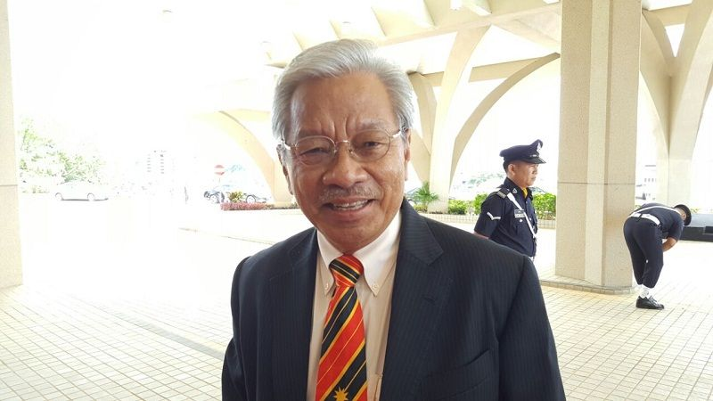 Masing: Federal govt may have taken over Bintulu Port without state assembly's consent