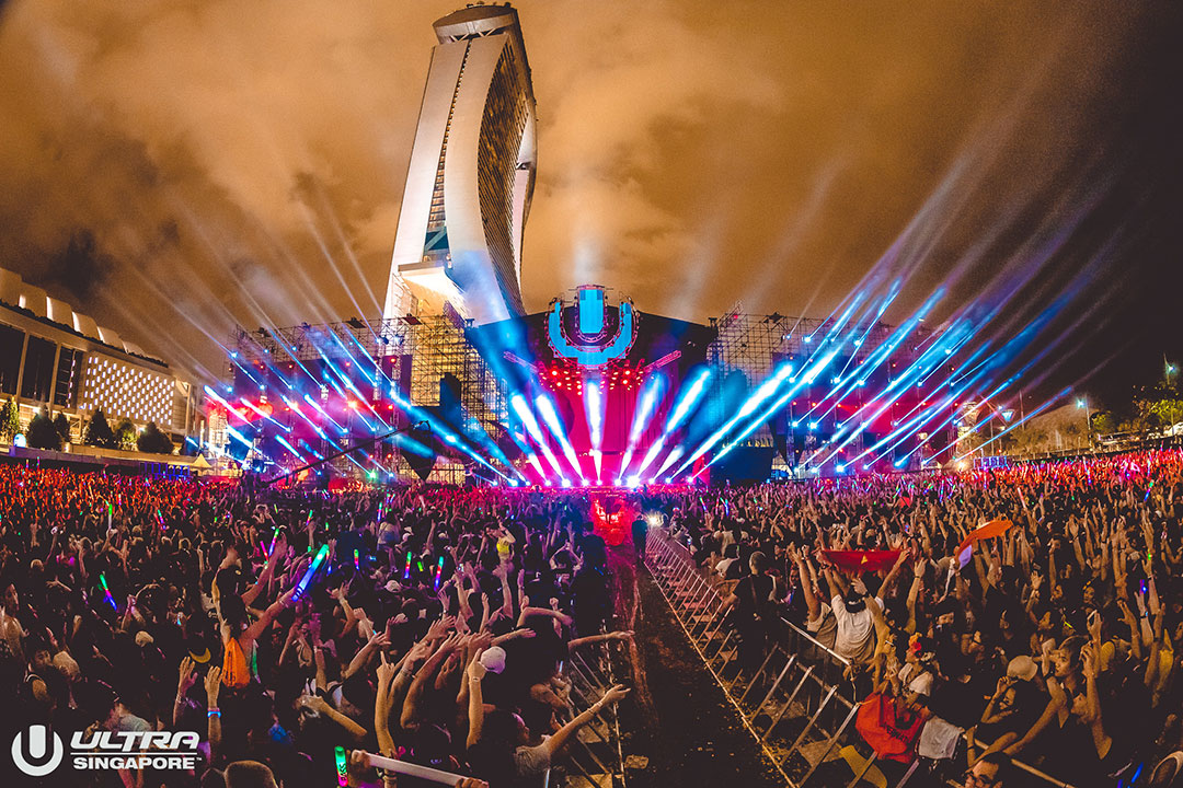 Here's all you need to know about Ultra Music Festival Singapore 2017