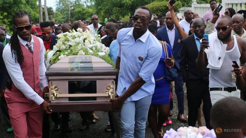 Friend's death hangs heavy over Bolt's final Jamaica run