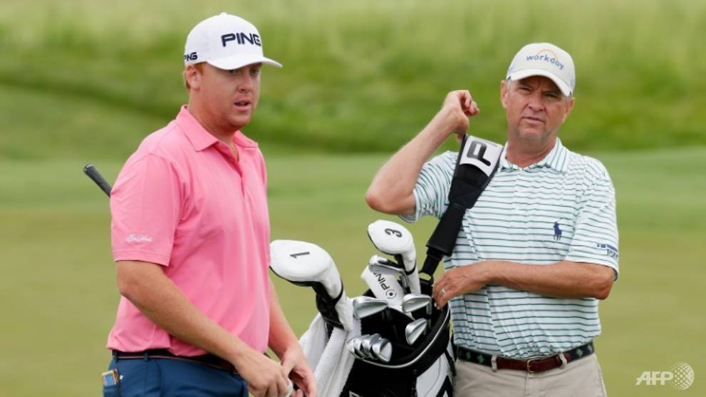 Golf: Father and son Love story at US Open