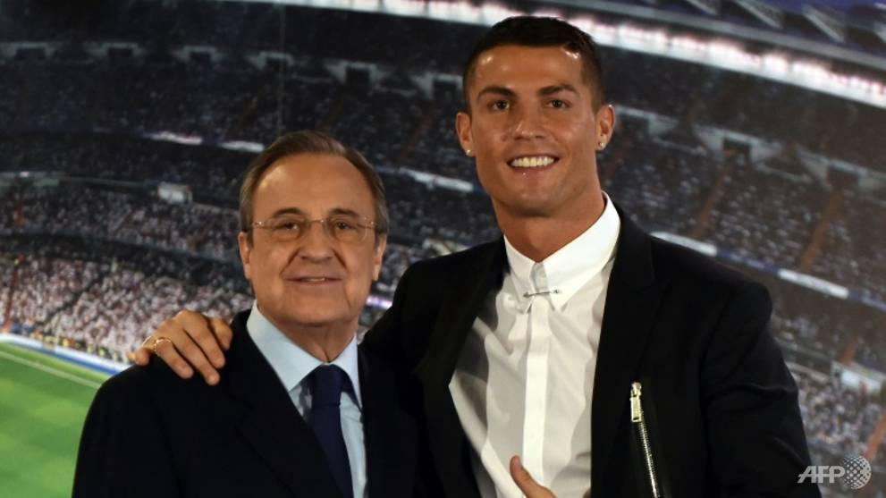 Football: No other club offer for Ronaldo, says Real Madrid boss