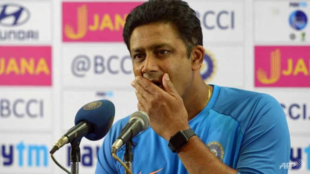 Cricket: Kumble resigns as India's head coach