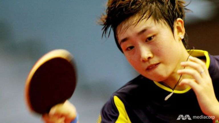 【亚运会】我国乒乓女将冯天薇 打入16强
