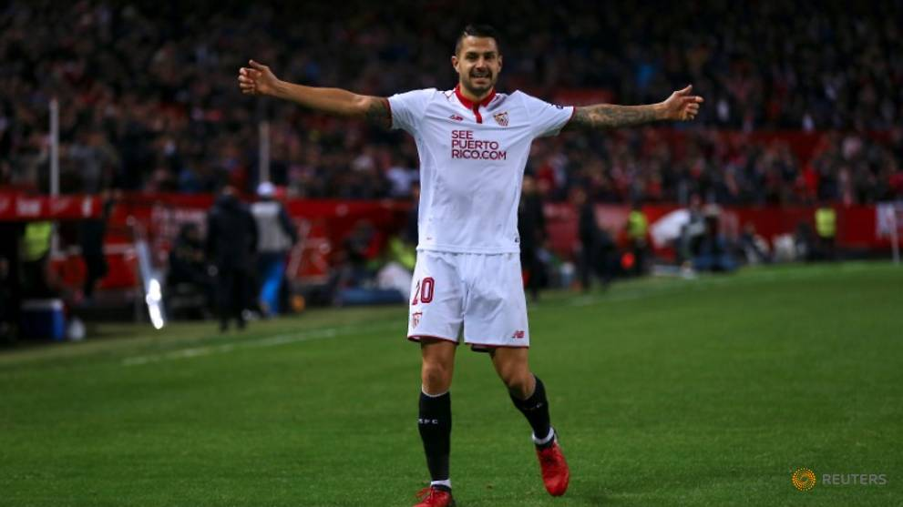 Vitolo to join Las Palmas on loan as part of Atletico move