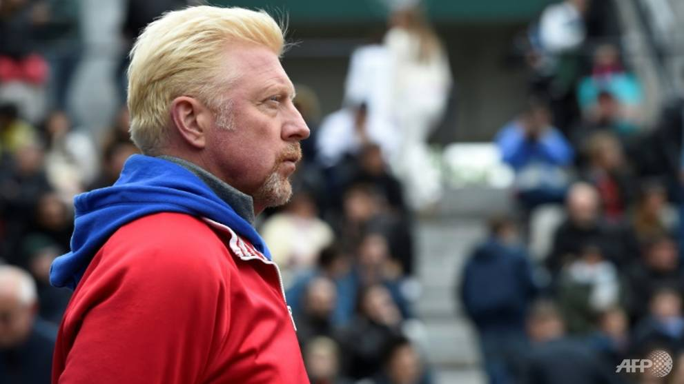 Tennis: Becker's ex-business partner demands €36.5m payment