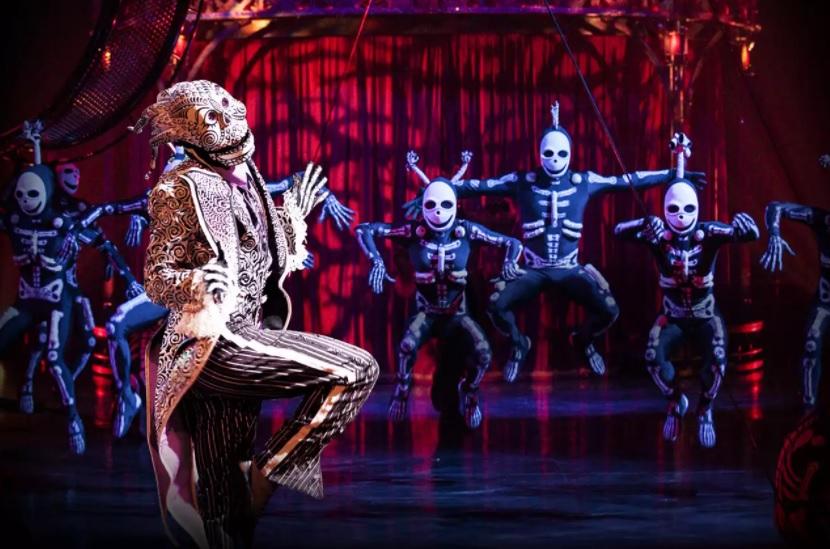 Five reasons to catch Cirque du Soleil's KOOZA at Marina Bay