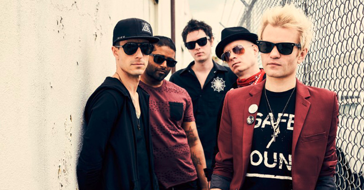 Sum 41 to perform in Singapore in August, tickets to go on sale soon