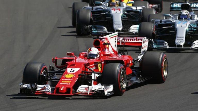 我国和F1集团洽谈有关新加坡大奖赛续约事宜