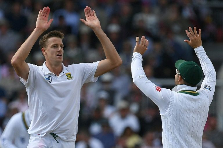 Rabada gives South Africa early edge in fourth Test