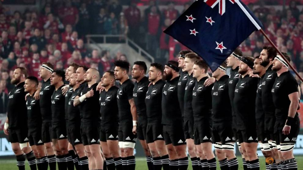 All Blacks delayed involving police for five days after 'bug' discovered