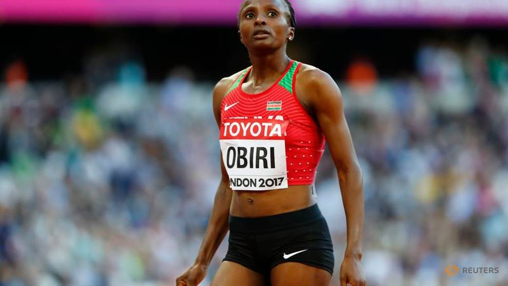 Obiri on course to secure elusive 5,000m title