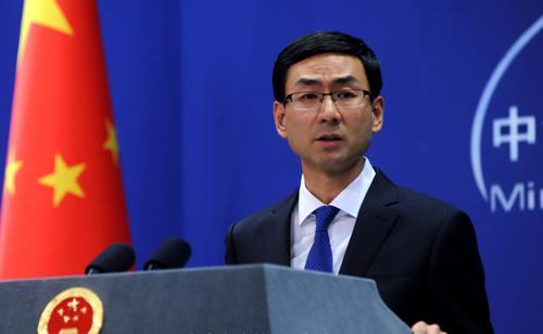 """蓬佩奥称中俄试图支持马杜罗 """"失败政权"""" 中国外交部回应"""