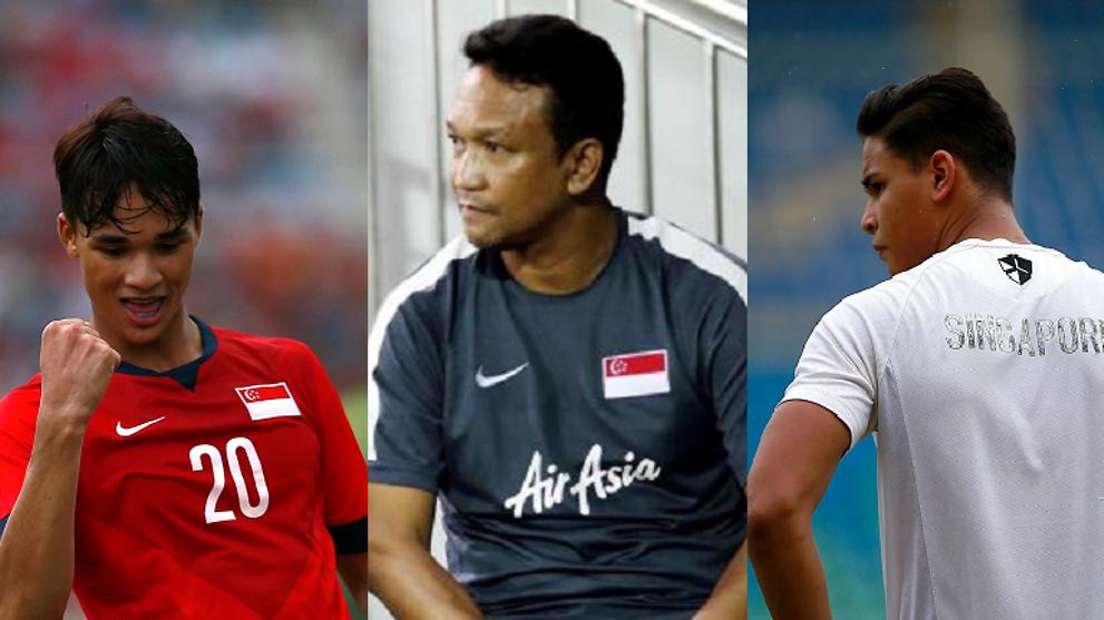 Football: Dad Fandi backs Irfan, Ikhsan to spur Singapore's SEA Games medal hopes