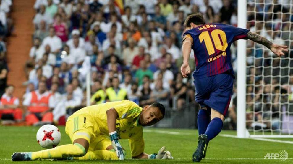 Football: Real Madrid complete Super Cup rout of Barcelona