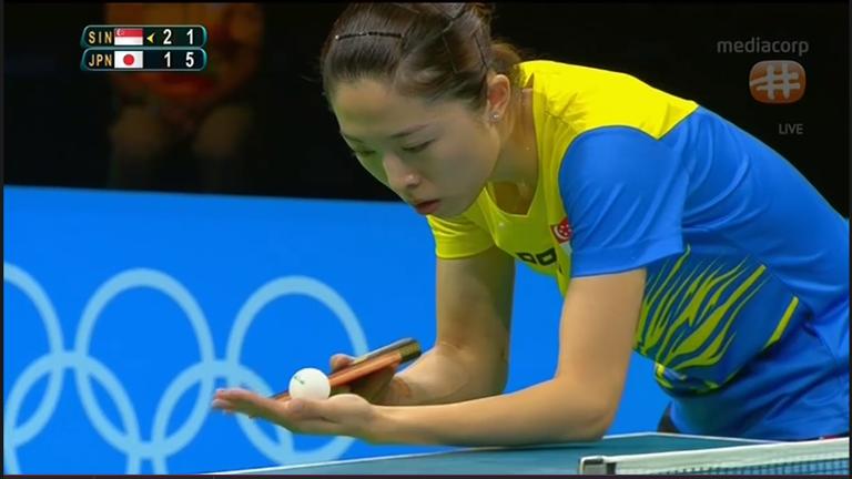 我国乒乓女将于梦雨 将不参与东运会女子乒乓单打项目