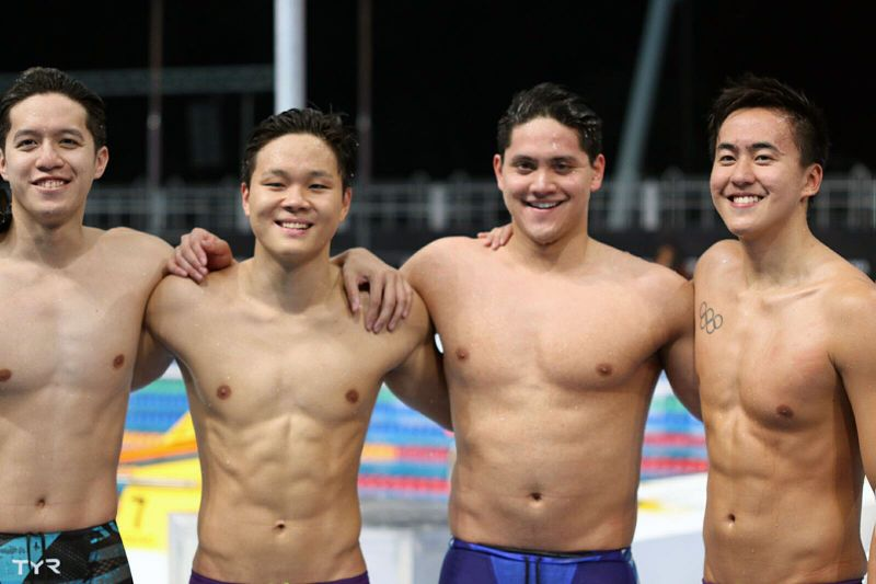 Wins more important than best times at SEA Games, say Schooling and Quah