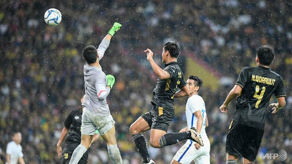SEA Games: Thais spoil the party after beating hosts Malaysia 1-0 in men's football final