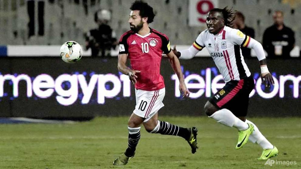 Football: Salah takes Egypt closer to World Cup return