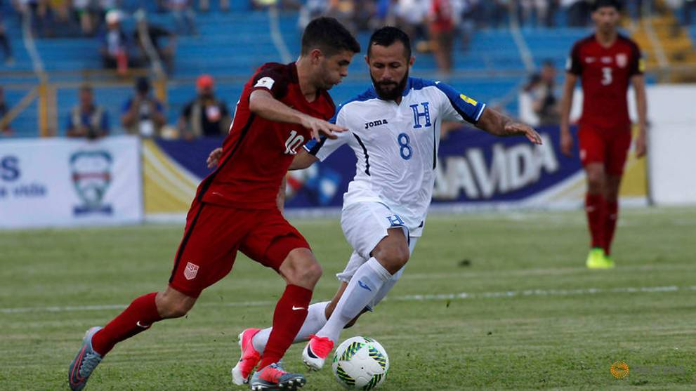 Late Wood goal earns US 1-1 draw with Honduras