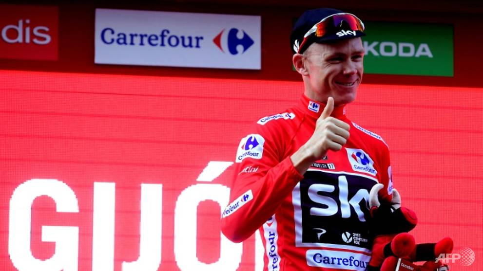 Cycling: Froome holds firm as De Gendt wins sprint