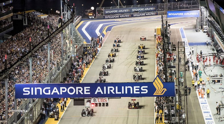 Formula One: Five things to watch at Singapore Grand Prix