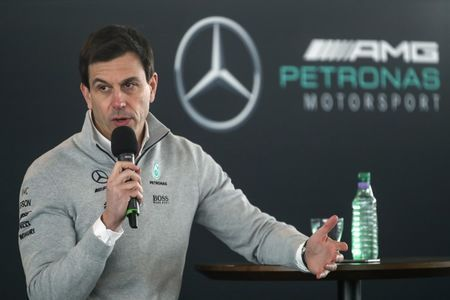 Motor racing-Mercedes wrestling with 'fundamental issue'
