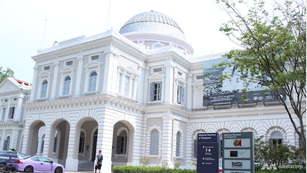 National Museum of Singapore to throw 130th birthday bash