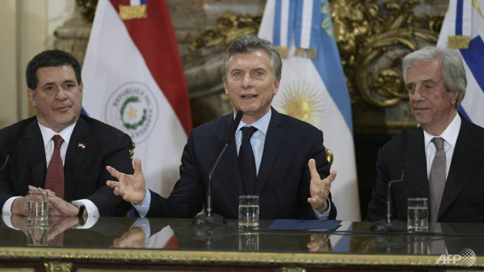 Football: Argentina, Uruguay and Paraguay confirm 2030 World Cup bid