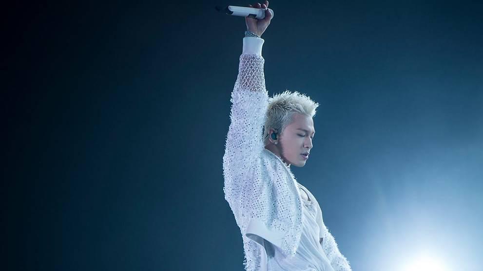 BIGBANG's Taeyang brings White Night tour to Singapore on Oct 27