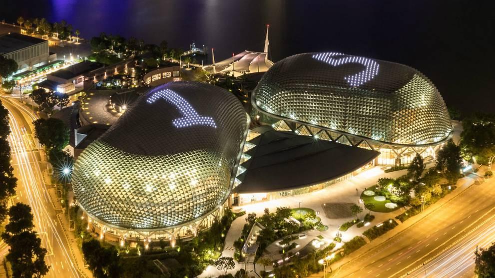 5 ways the Esplanade has made an impact on Singapore's arts scene