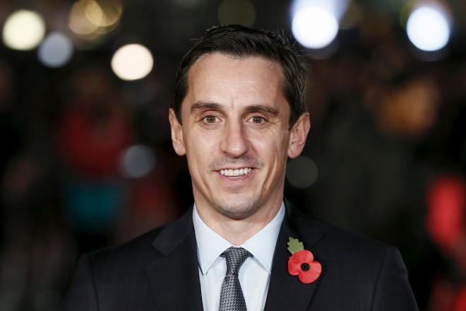 Gary Neville: Stunned by loss at Huddersfield and Jose Mourinho's outburst