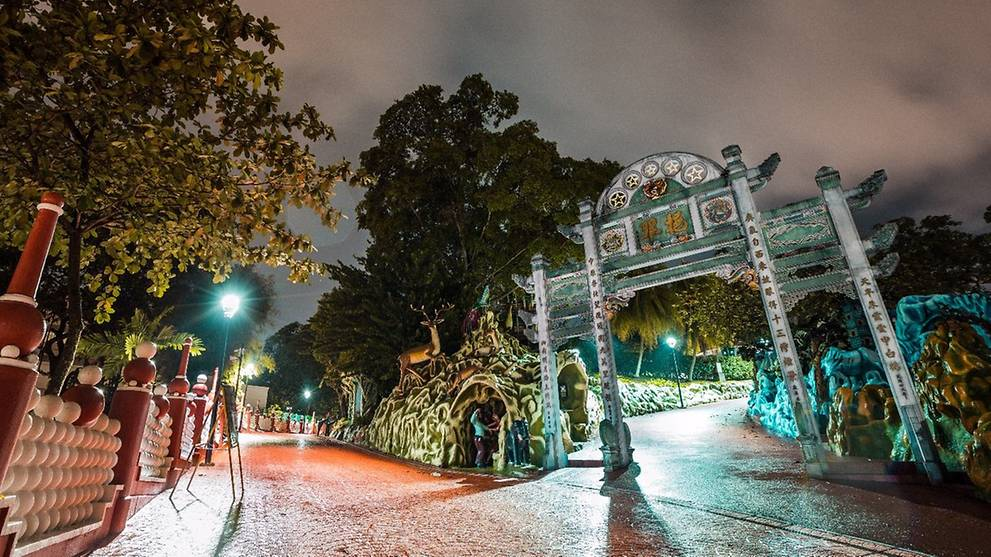 Haw Par Villa comes alive over the Halloween weekend with an arts fest