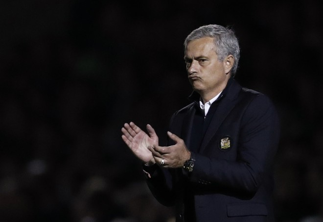 'We had enough chances to score a goal and get a point': Jose Mourinho