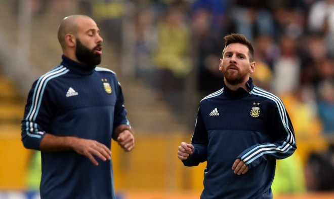 Javier Mascherano might make a surprise return to Liverpool: Lionel Messi
