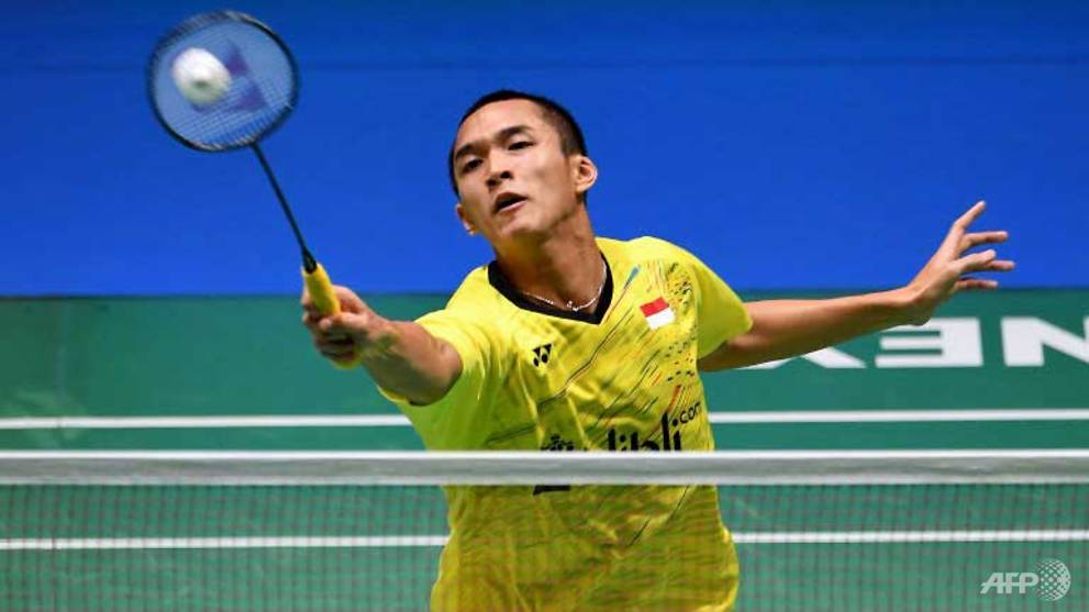 Badminton: Lin Dan stunned in China Open first round