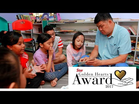 Golden Hearts Award 2017: Promoting unity through charity!
