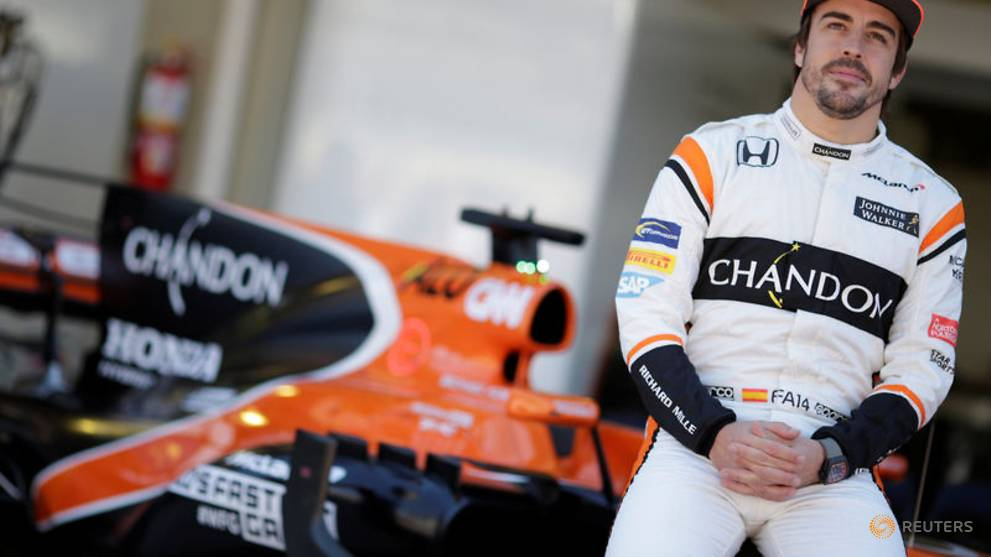 Alonso turns rookie for endurance test with Toyota