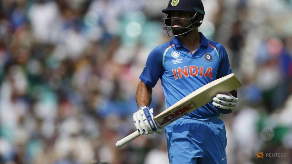 India declare on 610-6, lead by 405