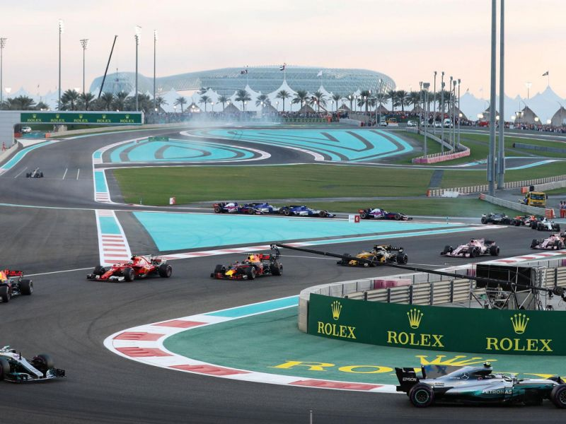 Abu Dhabi Grand Prix falls under criticism after finale fails to excite