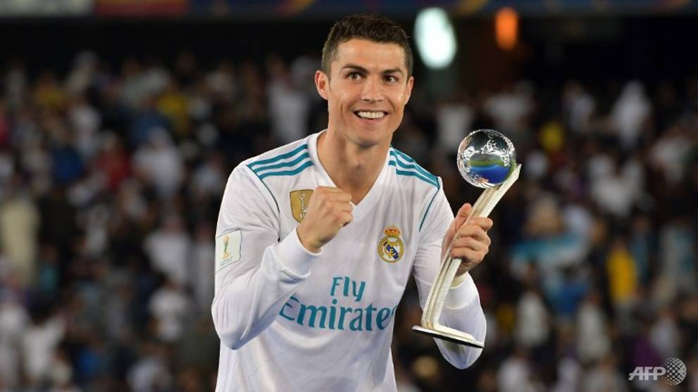 Football: Ronaldo retains Club World Cup for Real Madrid