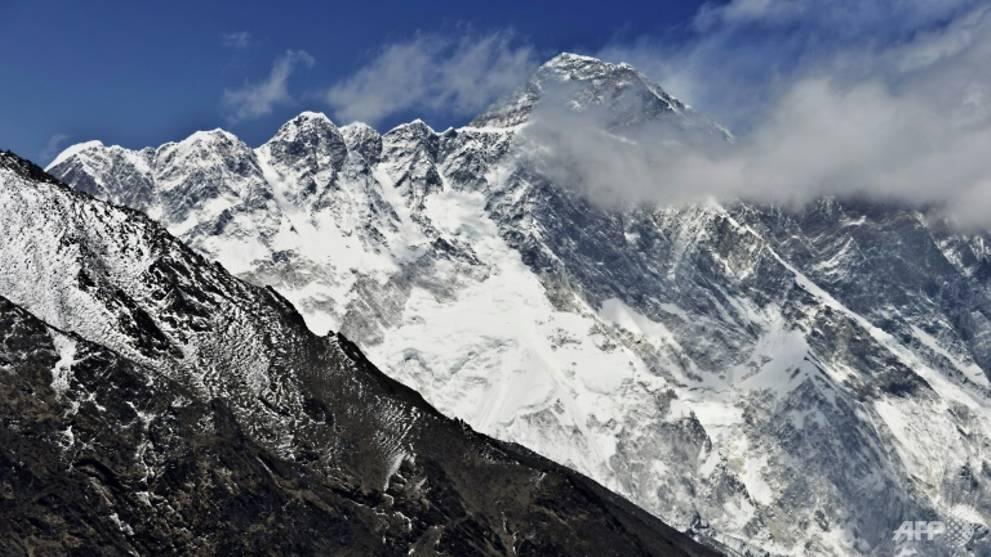 First climbers of 2018 reach Everest summit