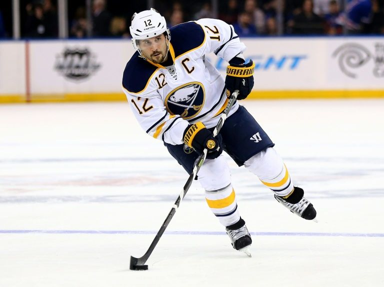 Gionta, Bourque to lead Olympic Team USA in men's ice hockey