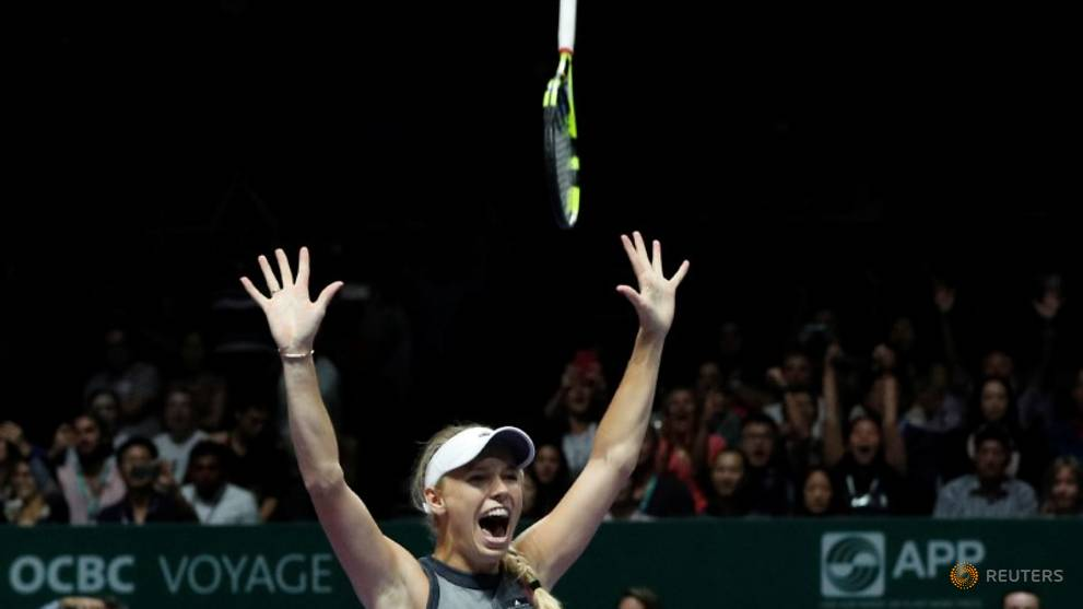 Wozniacki and Goerges double up to set up Auckland final