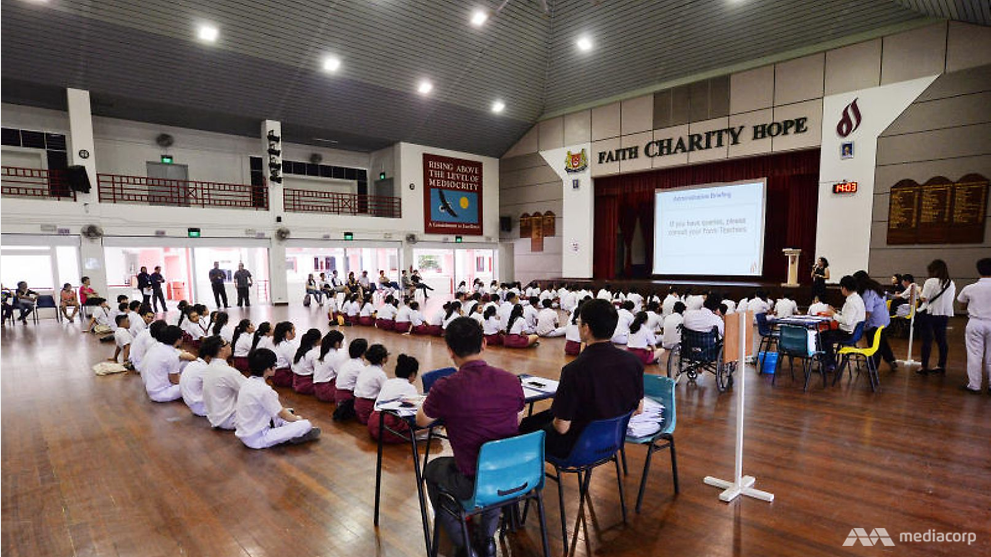 Disadvantaged Singapore students do better than OECD peers: Dr Puthucheary